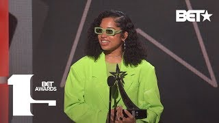 Ella Mai Takes The Crown As The Coca-Cola Viewer's Choice Award Winner! | BET Awards 2019