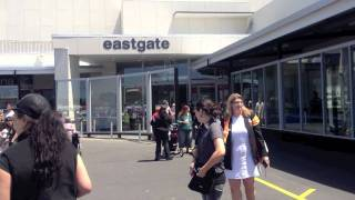 Strong Aftershocks hit Christchurch (Raw Footage)