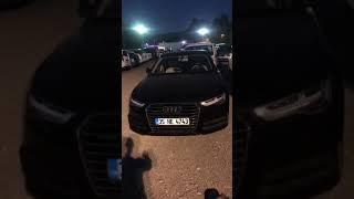 Audi a6 boomerang