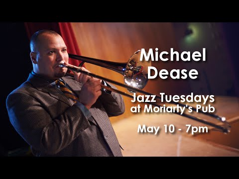 Jazz Tuesdays with Michael Dease, Aneesa Strings, Jeff Shoup (5/10/16)
