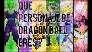 Que personaje de Dragon Ball Eres ? (segun tu fecha de nacimiento)