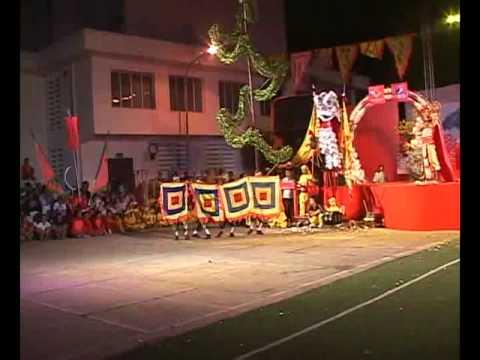 Lion dance - Hao Dung Duong 2010
