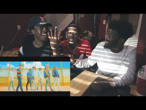 BTS (방탄소년단) 'DNA' Official MV - REACTION!!!