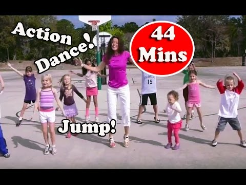 I Can Do It with 15 More Action Songs for children | Nursery rhymes | Patty Shukla Compilation