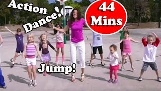 I Can Do It + 15 More Action Songs for children | 44 mins | Patty Shukla Compilation