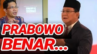 Menit.co.id – Calon Presiden nomor urut 02, Prabowo Subianto, khawa...