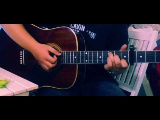 Forever alone (accoustic Demo) _ Cover by Siêu Nhân Hạt Bí _ Guitarish Trung Nguyễn Travel Video
