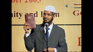 Similarities between Islam and Christianity - Dr. Zakir Naik