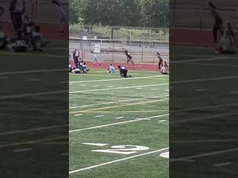 200 meter 6/5/19 Salish Middle School