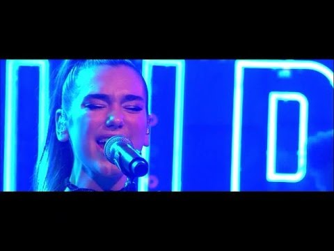 Dua Lipa - Hotter Than Hell - RTL LATE NIGHT