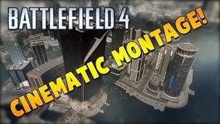 Battlefield 4 - Siege of Shanghai Cinematic Montage (PC 1080p/ULTRA SETTINGS)