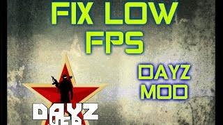 How to get better FPS in Dayz Mod - Tutorial - Arma 2 Operation Arrowhead