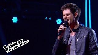 Jason Ferreira – 'Break Even' | Blind Audition | The Voice SA: Season 3 | M-Net