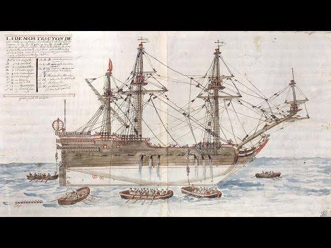 Galeón de Manila por Diego Gaytán y Verónica Zaragoza