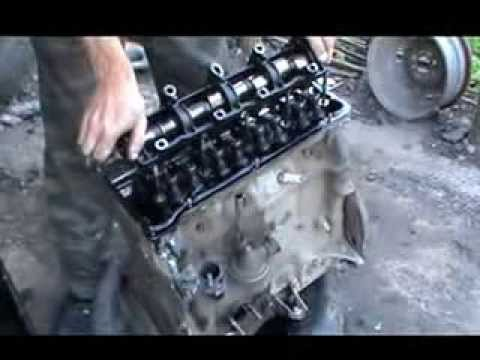 Разборка двигателя ВАЗ