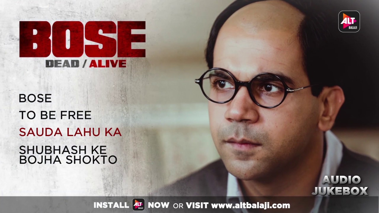 bose dead or alive season 1 download in hindi