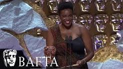Wunmi Mosaku wins Supporting Actress | BAFTA TV Awards 2017