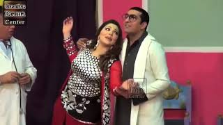 Nasir chinyoti and zafri khan best ☺️☺️Funny New Pakistani stage drama   Best of Nasir Chinyoti