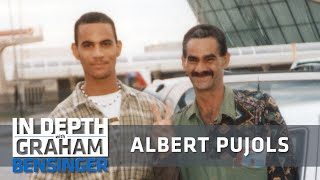 <b>Albert Pujols</b>: I've never drunk alcohol