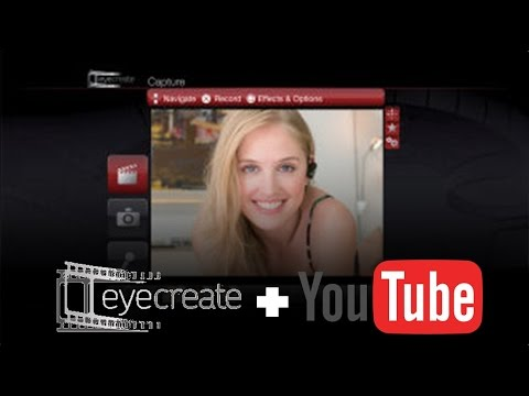 How To REC Playstation Eye On PS3 And Use For Youtube Videos