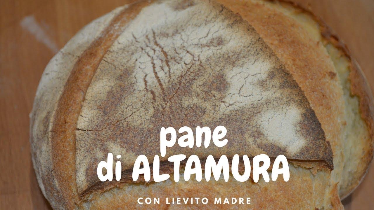Ricetta Pane Di Altamura.Pane Di Altamura D O P Fatto In Casa Youtube