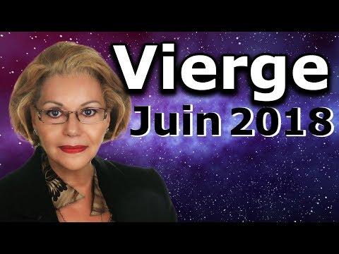 Horoscope Vierge Juin 2018