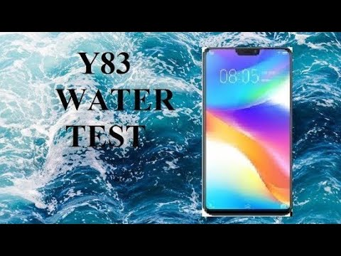 new product 6b198 7e0a3 Vivo Y83 water test | waterproof