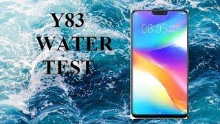 Vivo Y83 water test | waterproof
