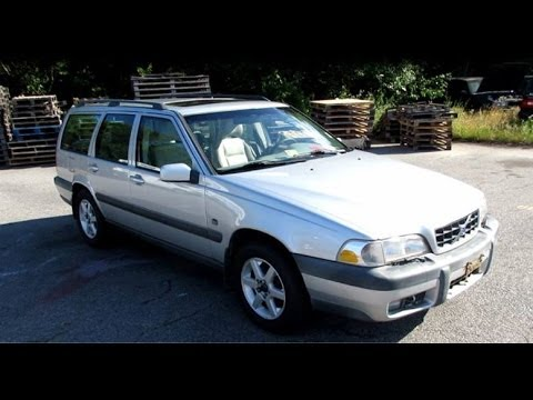 1999 volvo v70 xc awd walkaround, start up, tour and overview - youtube