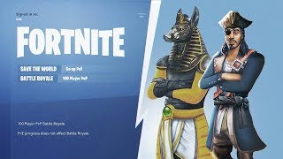 Fortnite Season 5 Battle Pass SKINS and EMOTES! | *NEW* Desert, Alien, Flying Dutchman Skins!