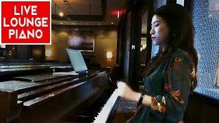 Somewhere Over the Rainbow Solo Piano | Live Lounge Piano Improvisation