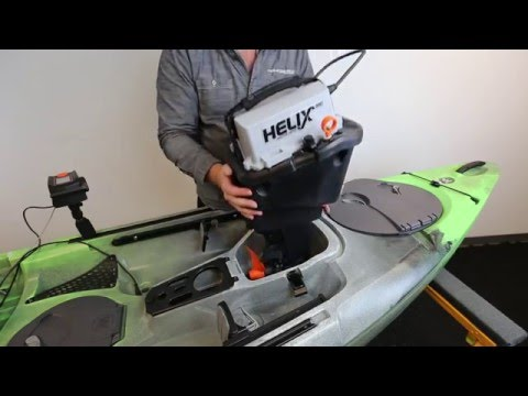 Wilderness Systems Helix Motor Drive Youtube