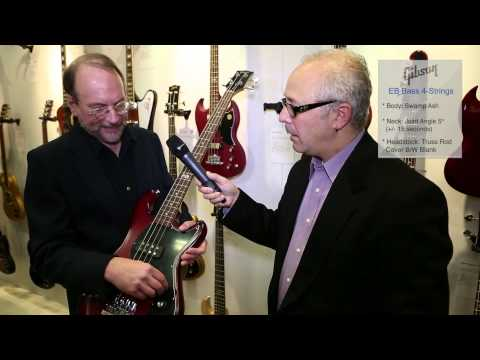 Gibson EB 2014 Electric Bass Guitar - NAMM 2014