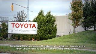 Canada's Industrial Heartland - Portuguese