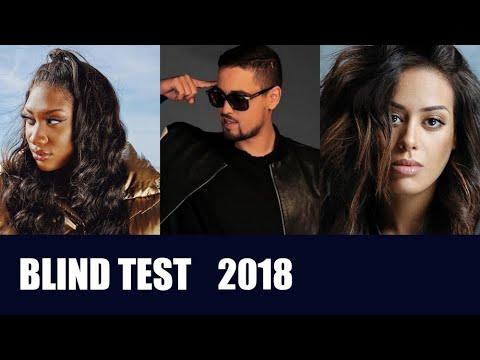 BLIND TEST 2018 - ( retour 1 an en arrière 🙀)