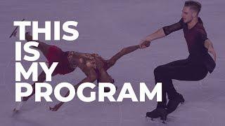 This is my program: Vanessa James & Morgan Cipres