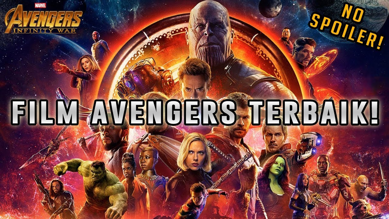 non spoiler) review avengers: infinity war indonesia - youtube