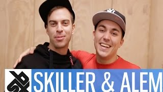 SKILLER & ALEM  |  The Faster Going Way