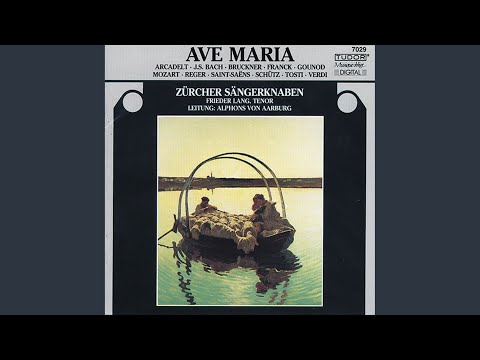 """Ave Maria, Op. 52 No. 6, D. 839 """"Hymne an die Jungfrau"""": Ellen's Gesang III (Ave Maria!) , Op...."""
