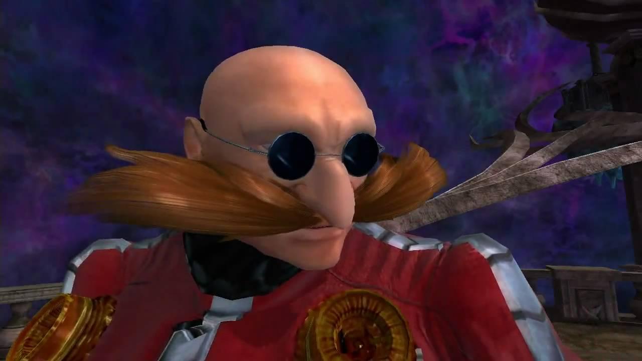 Sonic The Hedgehog(2006) Last Episode Cut Scene 1 JPN Ver