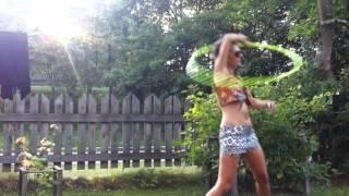 Happy Hooping Finland 2015 ( Vannetanssi, Hoop Dance )