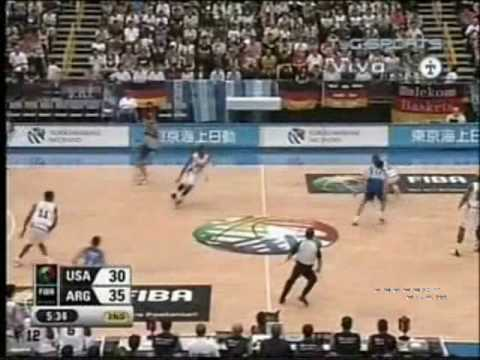The Art of Redemption: USA vs Argentina 2006-2008