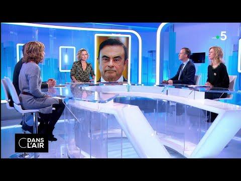 Ghosn : les révélations de trop #cdanslair 17.01.2019