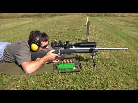 .308 Remington 700 5R Mil Spec 300 Yards