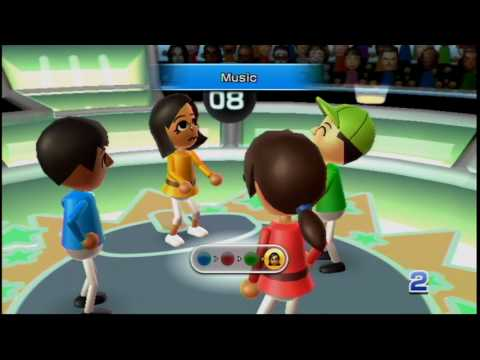 Wii Party - Word Bomb |