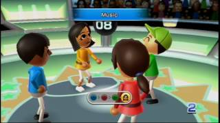 Wii Party - Word Bomb