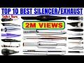 TOP 10 Best sound Silencer/Exhaust of Royal Enfield By Bullet Guru
