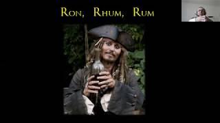 Gambar cover Rum, pirati e curiosità