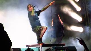 Lamb of God @ Bloodstock 2013 - Laid To Rest