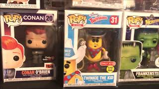 NEW FUNKO POP EXCLUSIVE UNBOXING REVIEW